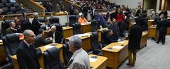 Moção de solidariedade foi assinada por vários vereadores
