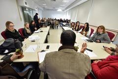 Comissão se reúne para debater o Feminicídio.