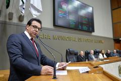 Vereador Alvoni Medina (PRB)