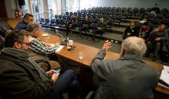 Alagamentos na zona sul foram trazidos ao conhecimento da comissão