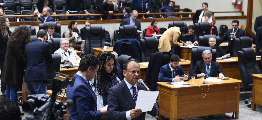 Comissão Representativa pode se reunir durante os recessos
