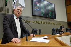 Vereador João Carlos Nedel (PP) é o autor do projeto