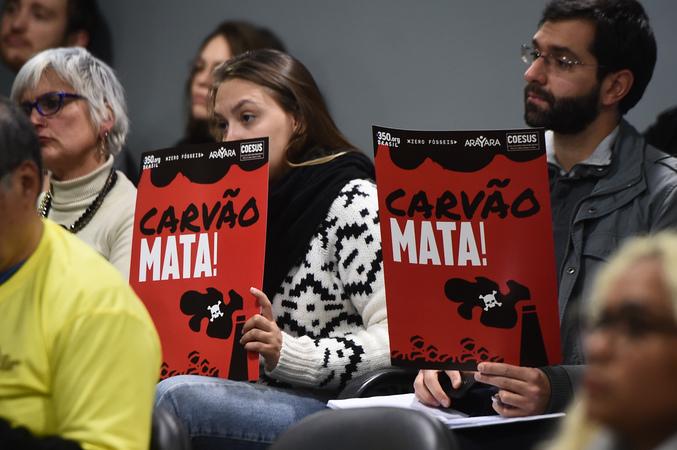 Reunião: Mina Guaíba – impactos sociais e ambientais em Porto Alegre.(