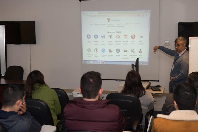 Escola do Legislativo promove curso de integração entre servidores da Câmara.