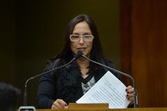 Vereadora Cláudia Araújo (PSD) é a proponente