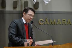 Vereador Alex Fraga (PSOL)