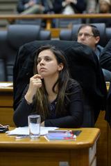 Vereadora suplente Fernanda Machado (PSDB)