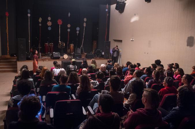 V Mostra de Artes Cênicas e Música - Show Lá Vai Maria.