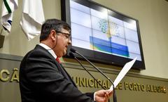 Vereador José Freitas (PRB)