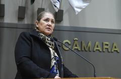 Vereadora Lourdes Sprenger (MDB)