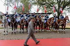 Festividade foi realizada no 3º Regimento de Cavalaria de Guarda, no Partenon