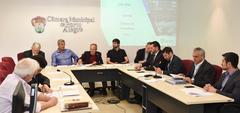 Comissão realiza distribuição e votação de pareceres e promove Audiência Pública para debater as Diretrizes Orçamentárias de 2020 para o Município de Porto Alegre.