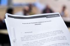 Apresentação do Protocolo de Prevenção à Violência nas Escolas (Previne).