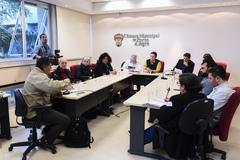 Contratualizações de equipamentos públicos no âmbito da Secretaria Municipal da Cultura.