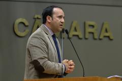 Vereador Moisés Barboza (PSDB) é o proponente