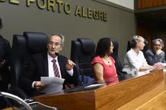 Vereador Airto Ferronato (PSB) disse que solicitará a retirada do projeto