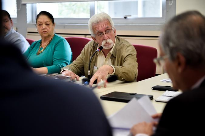 Comissão discute o Parque Farroupilha (Redenção), seu potencial econômico e os reflexos em seu entorno. Na foto, com a fala, Roberto Jakubaszko, representando o Conselho de Usuários da Redenção.