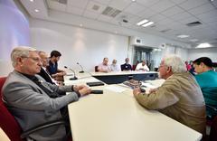Comissão discute o Parque Farroupilha (Redenção), seu potencial econômico e os reflexos em seu entorno.
