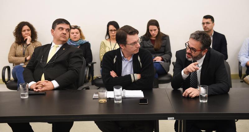 Reunião de Líderes.