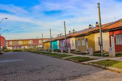 Verbas aprovadas hoje serão destinadas à construção de moradias populares