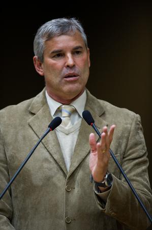 Vereador Mauro Pinheiro.