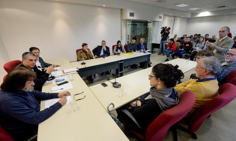 Comissão debate a regulamentação das feiras orgânicas no município de Porto Alegre.