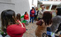 Comissão visita a Casa de Apoio Madre Ana.