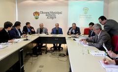Comissão promove Audiência Pública de Metas Fiscais do 2º quadrimestre de 2019 e, em 2ª pauta, a apresentação do Relatório de Prestação de Contas das Atividades de Controle Social do Observatório Social de Porto Alegre referente ao 2º quadrimestre de 2019.