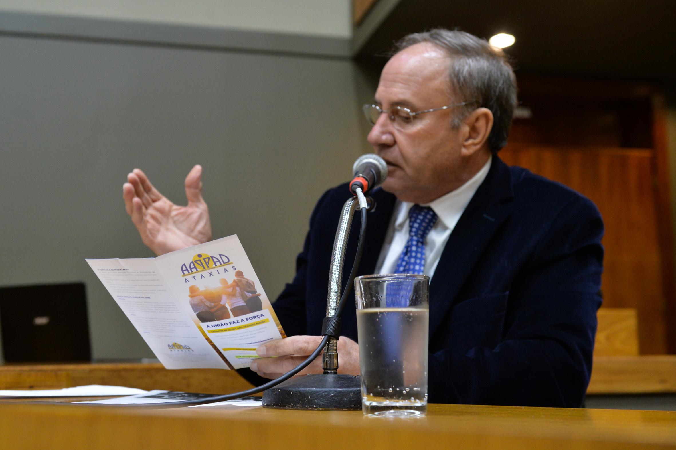 Vereador Paulo Brum (PTB)