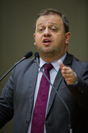 Vereador André Carús.
