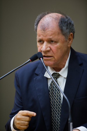 Vereador Dr. Goulart.