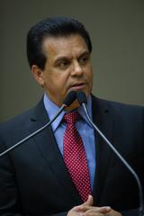 Vereador Alvoni Medina.