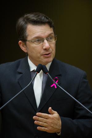 Vereador Professor Alex Fraga.