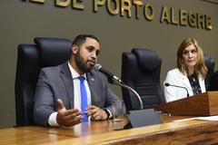 Guilherme Borba também destacou necessidade de desenvolvimento de cidadania com jovens