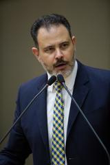 Vereador Ricardo Gomes.