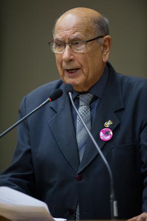 Vereador Reginaldo Pujol.