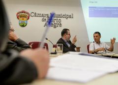 Comissão realiza apreciação de pareceres e dialoga, com o Grupo de Trabalho, a respeito da reforma do Regimento da CMPA.