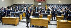 Falta de quorum impede sessão de quarta-feira de acontecer.