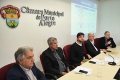 Distribuição e votação de pareceres e Audiência Publica para apresentação e debate da Lei Orçamentaria Anual de 2020 para o Municipio de Porto Alegre.