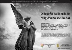 O desafio da liberdade religiosa no século XXI