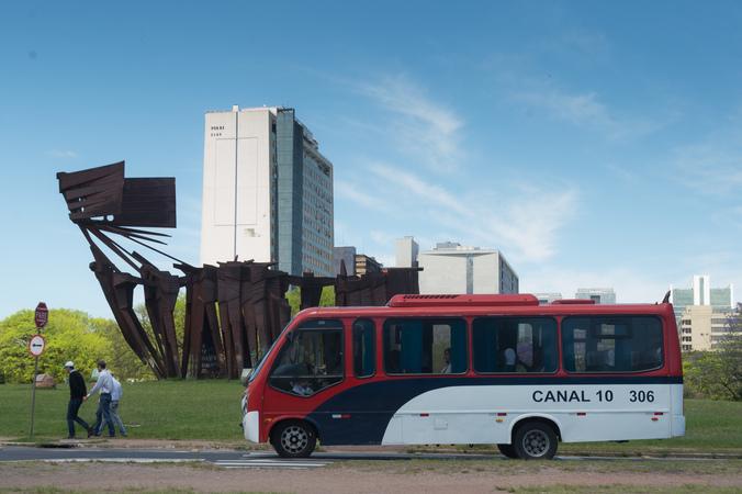 Transporte Público. Mobilidade Urbana. Táxi-lotação. ATL. SFCMPA