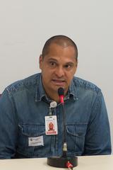 Contrução e obras das novas Unidades de Saúde. Na foto: secretário-geral do Sindisaúde-RS, Júlio Appel.