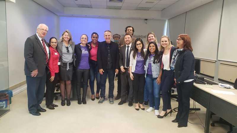 4ª reunião Frente Parlamentar da Prematuridade