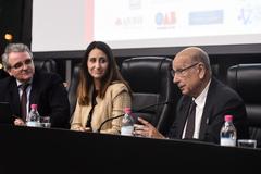 Presidente em exercício, vereador Reginaldo Pujol, prestigiou evento promovido pela APMPA