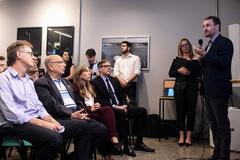 Procurador-Geral de Justiça do RS, Fabiano Dallazen, fez o pronunciamento de abertura do evento