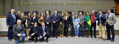 Homenagem aos 50 anos da Escola Municipal de Ensino Infantil Maria Marques Fernandes.