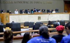 Comissão debate o  Projeto de Lei do Executivo – PLCE 015/19, que visa a regularização do IMESF e possibilidade de aproveitamento dos atuais funcionários do instituto.
