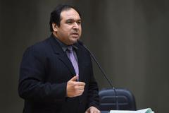 Vereador Dr. Thiago (DEM), proponente
