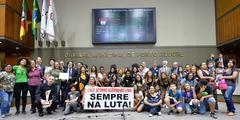 Escola da Lomba do Pinheiro atende alunos da Lomba desde 1984