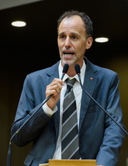 Vereador Marcelo Sgarbossa.